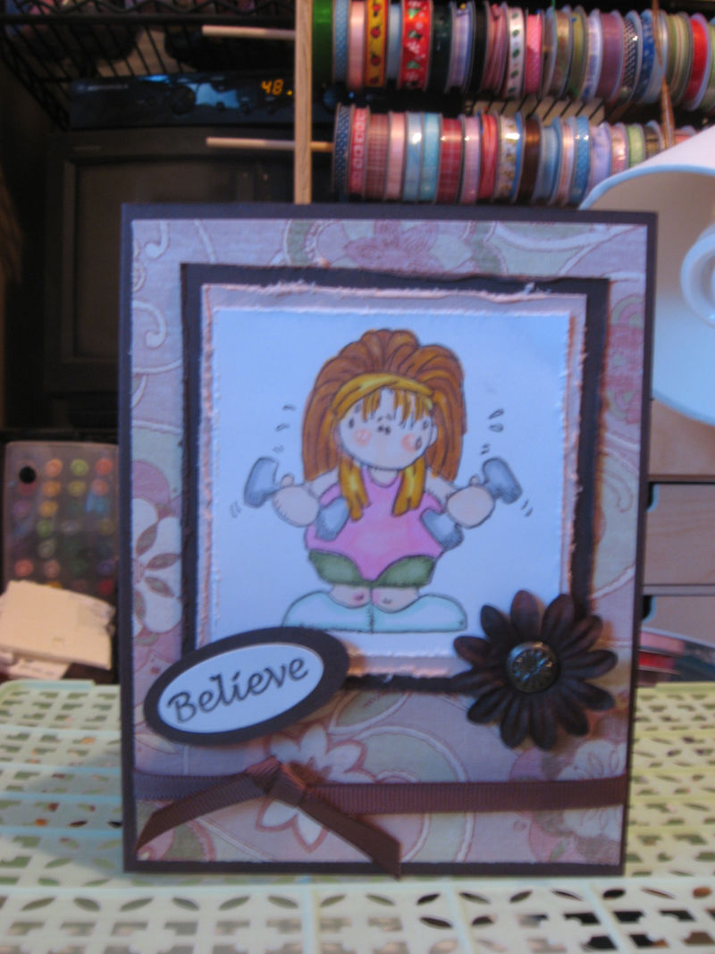 Maggies card