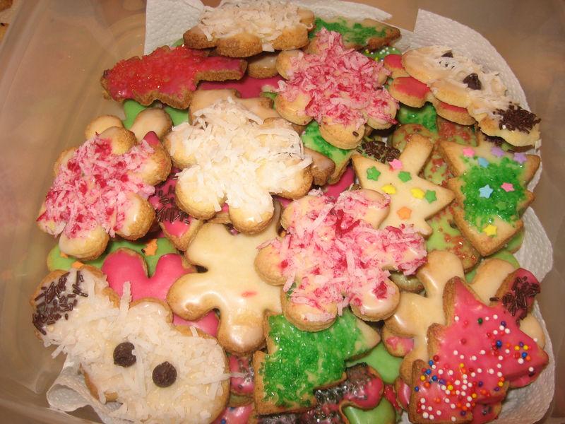 Cookies for dessert