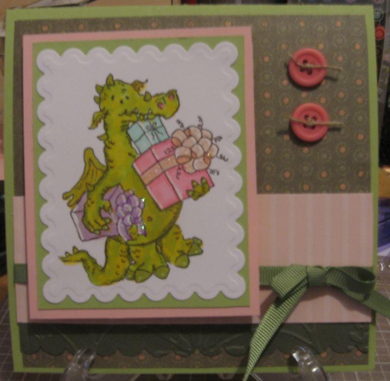 High Hopes Birthday Dragon