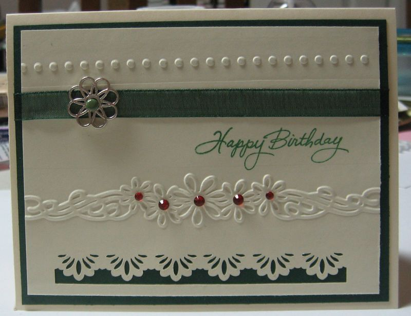 Lyndas Happy Birthday card