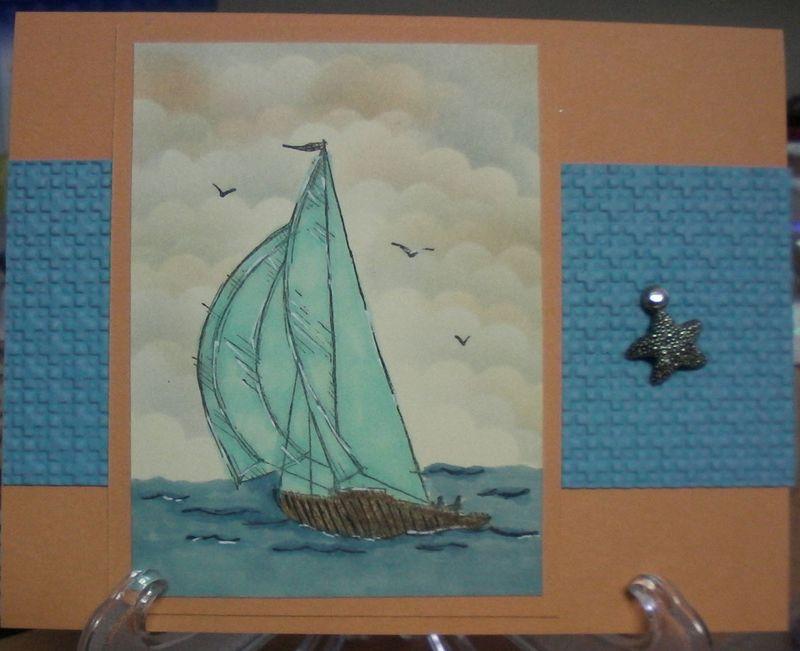 Sail Away SU