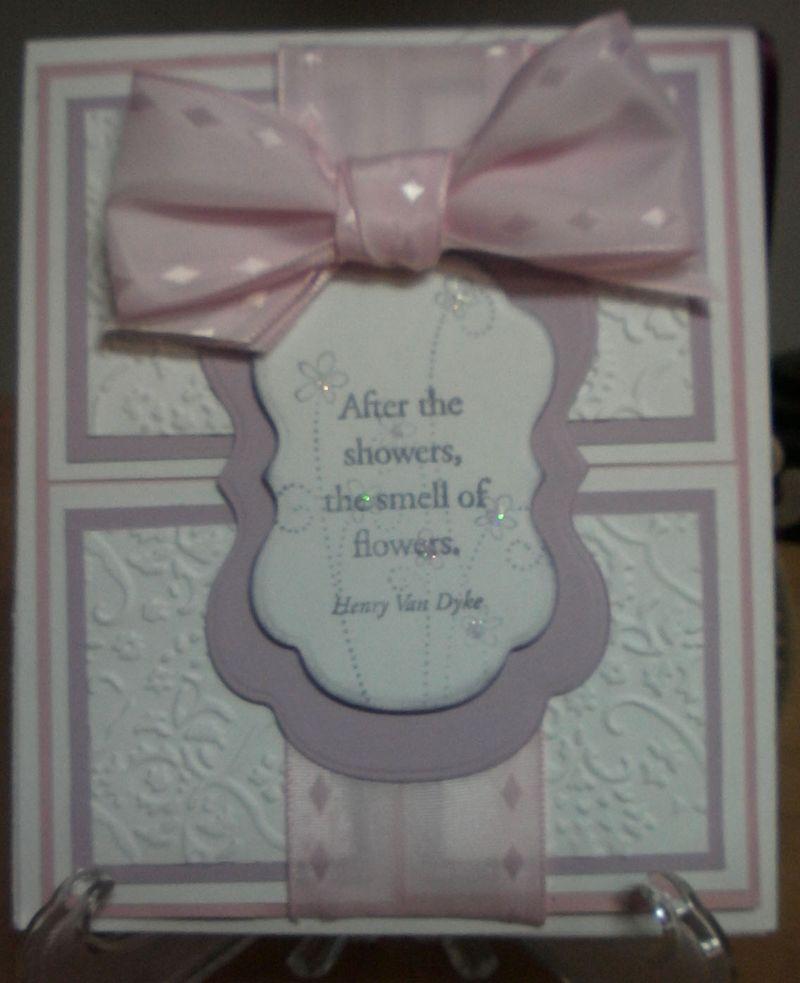 Heidis card