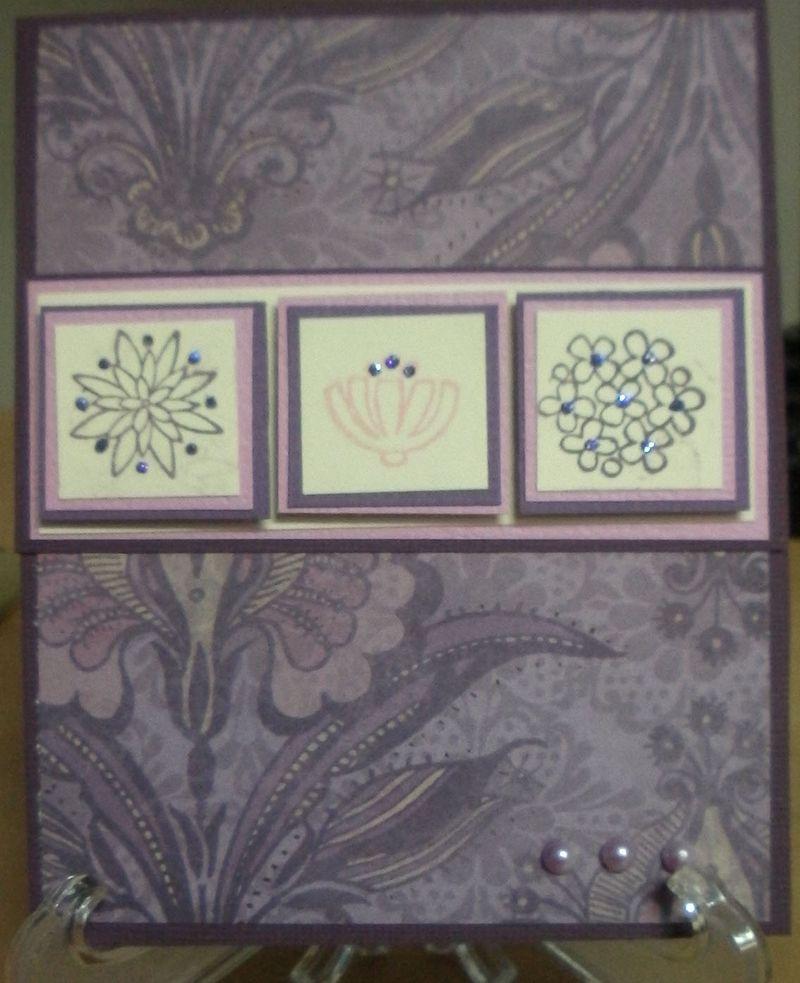 Melissas card