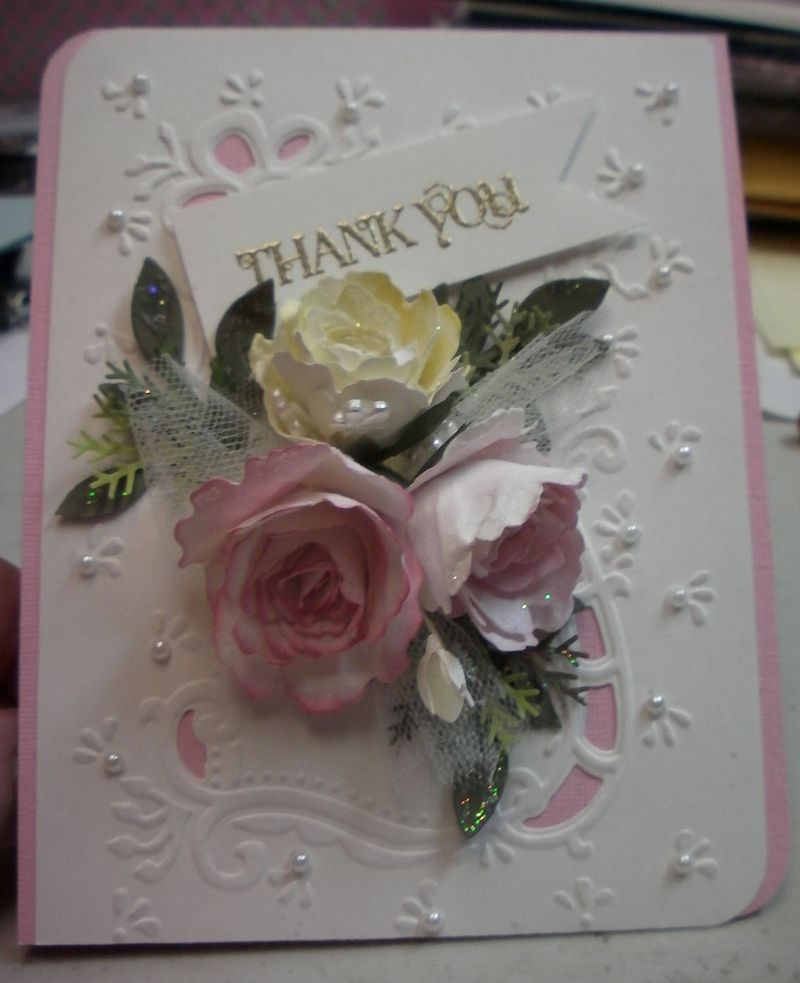 Inges Thank You card