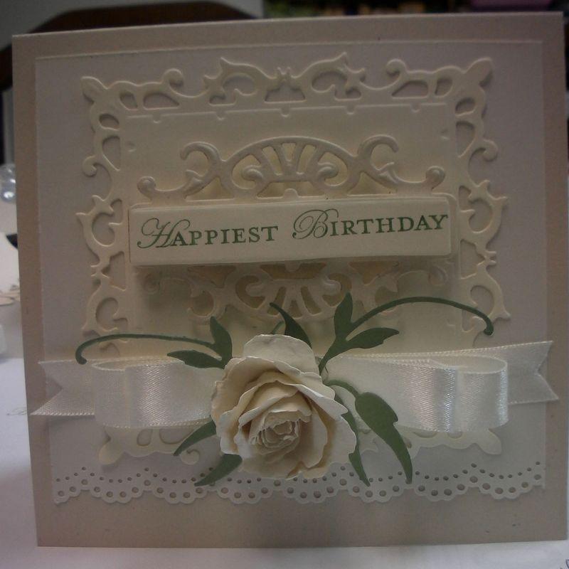Linda bday card