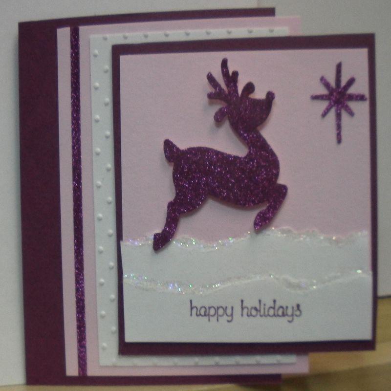 Sparkle Reindeer
